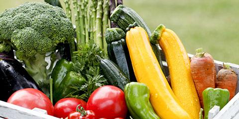 国産野菜へのこだわり